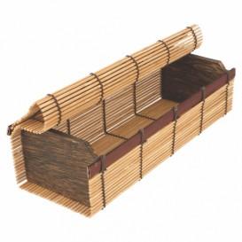 Contenitori di Bambu Sushi 23x8x6cm (1 Pezzi)
