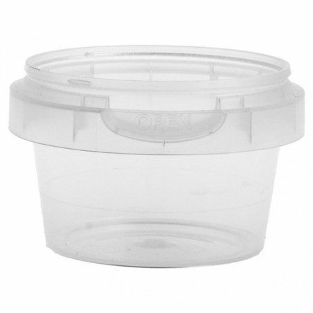 Coppette Plastico Inviolabile 30ml Ø4,8cm (40 Pezzi)