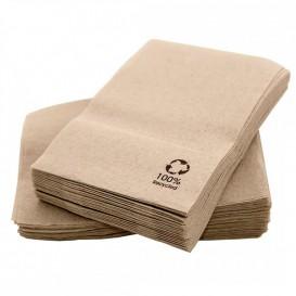 """Tovagliolo di Carta Ecologico """"Recycled"""" 17x17 (14000 Pezzi)"""