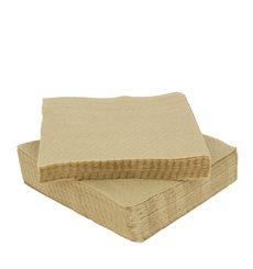 """Tovagliolo di Carta Eco """"Recycled"""" 33x33cm 1V (100 Pezzi)"""