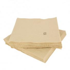 """Tovagliolo di Carta Eco """"Recycled"""" 40x40cm (50 Pezzi)"""