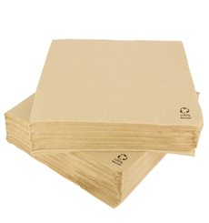 Tovagliolo di Carta Ecologicas 40x40cm 2V (50 Pezzi)