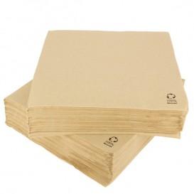Tovagliolo di Carta Ecologicas 40x40cm 2V (2.400 Pezzi)