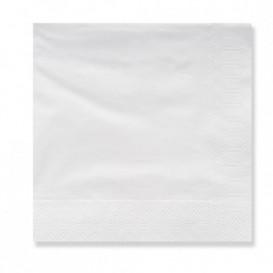 Tovagliolo di Carta 20x20 3 Velis Bianco (100 Pezzi)