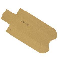 Porta Kraft Hot Dog 17x5x3,5cm (1000 Pezzi)