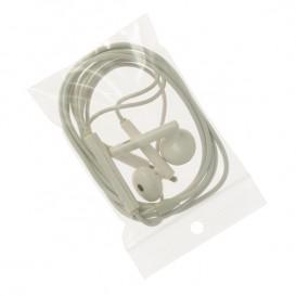100 pezzi zip sacchetto PE 35x55mm 50µ beutelchen bustina con chiusura a pressione