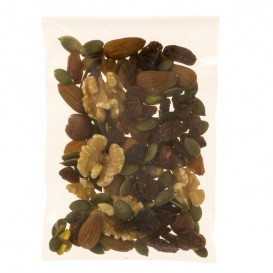 Sacchetti di Polipropilene BOPP Piega Adesivo 5,5x5,5cm G160 (100 Pezzi)