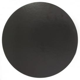 Disco di Carta Nero 240 mm (100 Pezzi)