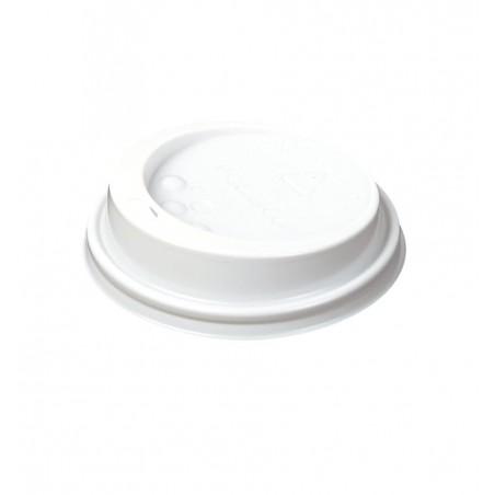 Tapa Agujero Blanca Vaso Carton 4oz/120ml (1000 Unidades)