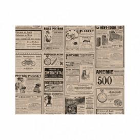 Carta Antigrasso Kraft Times 31x38cm (4000 Pezzi)