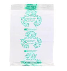 Sacchetti Plastica Block 100% Biodegradabile 30x40cm G50 (3000 Pezzi)