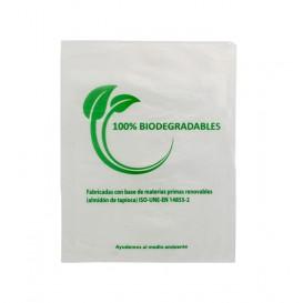 Sacchetti Plastica 100% Biodegradabile 16x24cm (100 Pezzi)