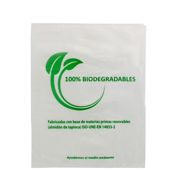 Sacchetti Plastica 100% Biodegradabile 23x30cm (3000 Pezzi)