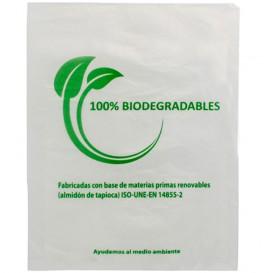 Sacchetti Plastica 100% Biodegradabile 35x48cm (1000 Pezzi)