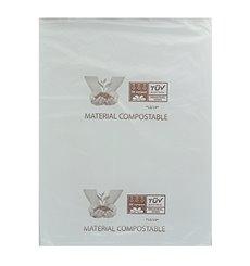 Sacchetti Plastica Block 100% Biodegradabile 23x33cm (3000 Pezzi)