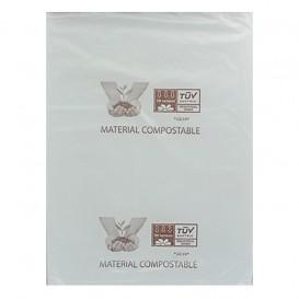 Sacchetti Plastica Block 100% Biodegradabile 23x33cm (100 Pezzi)