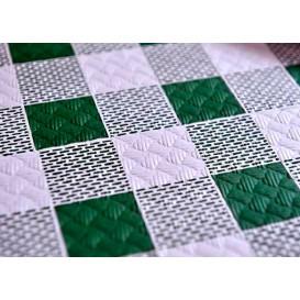 """Tovaglia di Carta Taglio 1x1m """"Quadro Verdes"""" 37g (400 Pezzi)"""