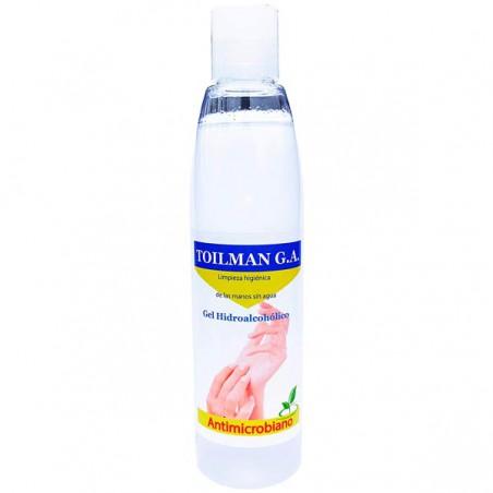 Gel igienico idroalcolico antibatterico 250ml (1 Pezzo)