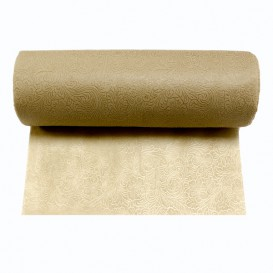Tovaglia Rotolo Non Tessuto PLUS Beige 1,2x50m P40cm (6 Pezzi)