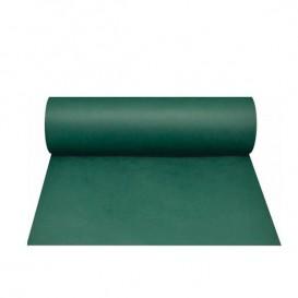 Tovaglia Rotolo Non Tessuto 1x50m 50g Verde (6 Uds)