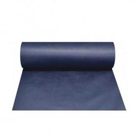 Tovaglia Rotolo Non Tessuto 1x50m 50g Blu (6 Uds)
