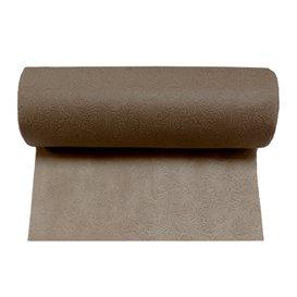 Tovaglia Rotolo Non Tessuto PLUS Marrone 0,40x45m P30cm (6 Pezzi)