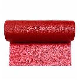 Tovaglia Rotolo Non Tessuto PLUS Rosso 0,40x45m P30cm (6 Pezzi)