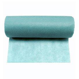 Tovaglia Rotolo Non Tessuto PLUS Turchese 0,40x45m P30cm (1 Pezzo)
