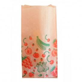 Sacchetto di Carta per Frutta 14+7x28cm (100 Pezzi)