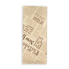 """Busta per Posate con Tovaglioli """"New York Times"""" (1000 Pezzi)"""