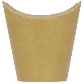 Contenitore Antigrassaggio Effetto Kraft 14Oz/420ml (50 Pezzi)