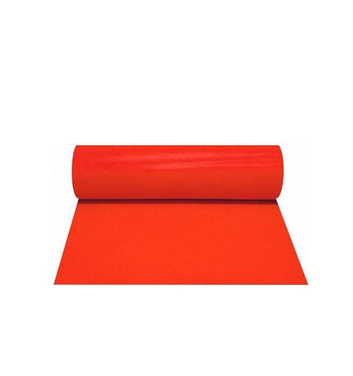 Tovaglia Non Tessuto 40x100cm  Rosso 50g (500 Pezzi)