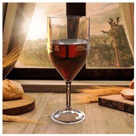 Calice Riutilizzabili da Vino Tritan 300ml (6 Pezzi)