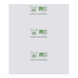 Sacchetti Plastica Block 100% Biodegradabile 40x47cm (2000 Pezzi)