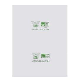 Sacchetti Plastica Block 100% Biodegradabile 27x35cm (3000 Pezzi)
