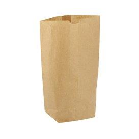 Sacchetto di carta con Base Esagonale Kraft 23x35cm (50 Pezzi)