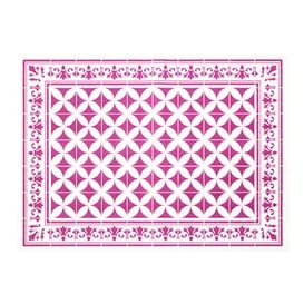 """Tovaglietta di Carta 30x40cm """"Alhambra"""" Viola 50g/m² (1000 Pezzi)"""