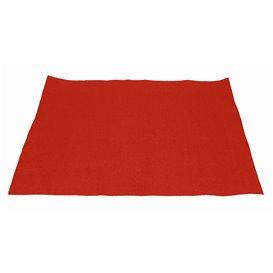 Tovaglietta di Carta Rosso 30x40cm 40g/m² (1.000 Pezzi)