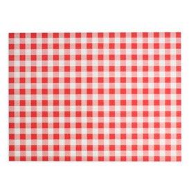 """Tovaglietta di Carta """"Vichy"""" 30x40cm 40g/m² (1.000 Pezzi)"""