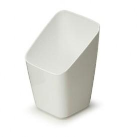 Coppetta di Plastica Degustazione Bianco 4x4x7 cm (200 Pezzi)