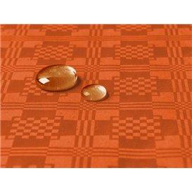 Tovaglia Impermeabile Rotolo Arancione 1,2x5m (1 Pezzo)