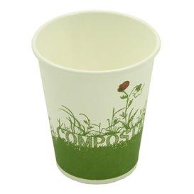 Bicchiere di Carta e PLA 12Oz/330ml (1000 Pezzi)