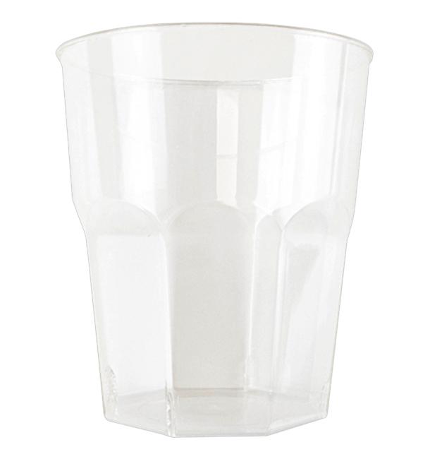 Bicchiere PLA Rigida Biodegradabile Transparente 350ml (20 pezzi)