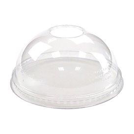 Coperchio Cupola Buco PLA Bicchiere 265,355,590ml (100 Pezzi)