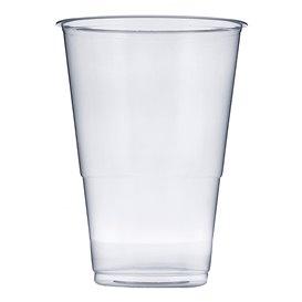 Bicchiere Plastica PP Trasparente 400ml (50 Pezzi)