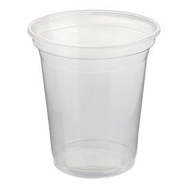 Bicchiere di Plastica PP Trasp. 400ml Ø9,4cm (800 Pezzi)