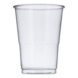 Bicchiere Plastica PP Trasparente 650 ml (50 Pezzi)