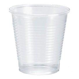 Bicchiere di Plastica PP Transparente 166ml Ø7,0cm (100 Pezzi)