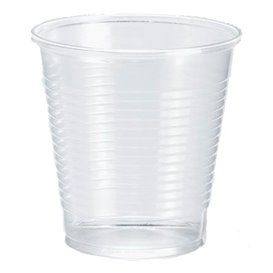 Bicchiere di Plastica PP Transparente 166ml Ø7,0cm (3000 Pezzi)