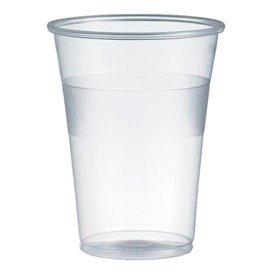 Bicchiere di Plastica PP Transparente 400ml Ø8,3cm (50 Pezzi)